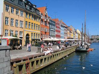 Op vakantie in Kopenhagen